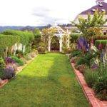 Victorian House Garden Design Wonderful