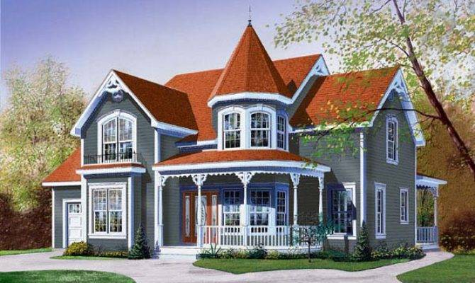 Victorian House Plans Floor