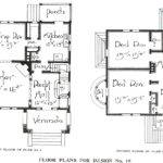 Victorian House Plans Small Cottage Plan Tiny Old