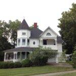 Victorian House Plans Turrets Three Story
