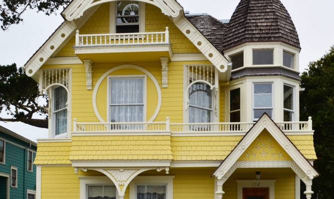 Victorian Houses Joilieder Daffodil House Replica