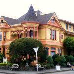 Victorian Houses Painted Ladies
