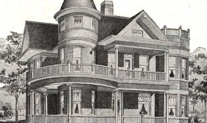 Victorian Houses Sears Modern Homes