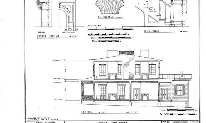 Victorian Italianate House Wrap Around Porches Architectural Floor