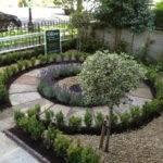 Victorian Landscape Design Home