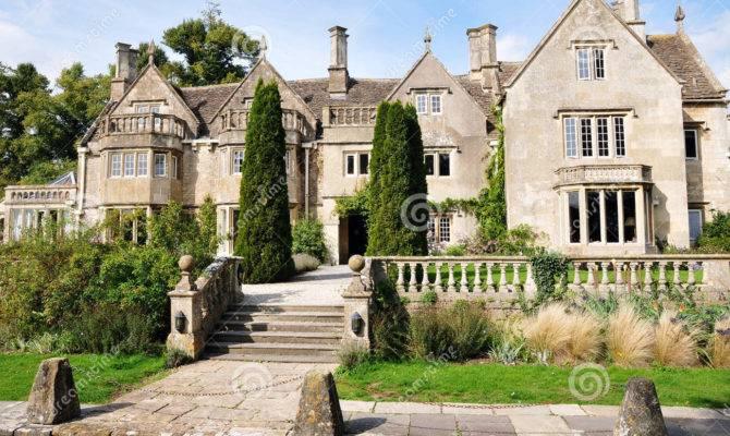 Victorian Mansion English British