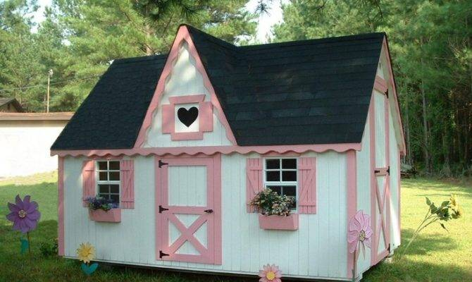 Victorian Playhouse Dear Abbie Pinterest