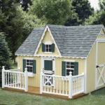 Victorian Playhouse North Country Shedsnorth Sheds