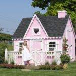 Victorian Playhouse Owner Supplied Paint Shingles