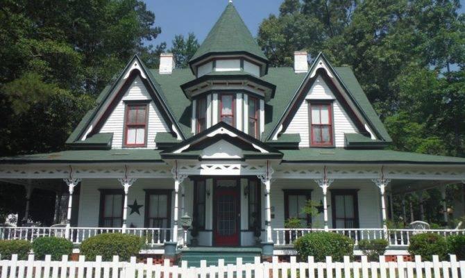 Victorian Queen Anne Maxton North Carolina