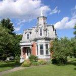 Victorian Second Empire Vassar Michigan