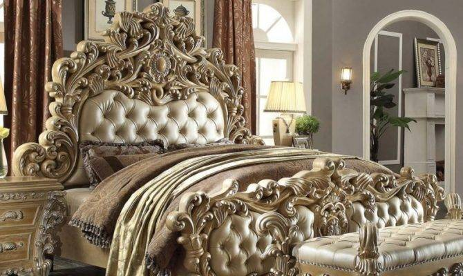 Victorian Style Bedroom Furniture Sleigh