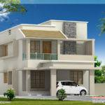 Villa Construction Cost Kerala Home Design Floor Plans