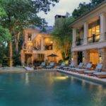 Villa Eclectic Mansions Pools Design Beautiful Polls Small