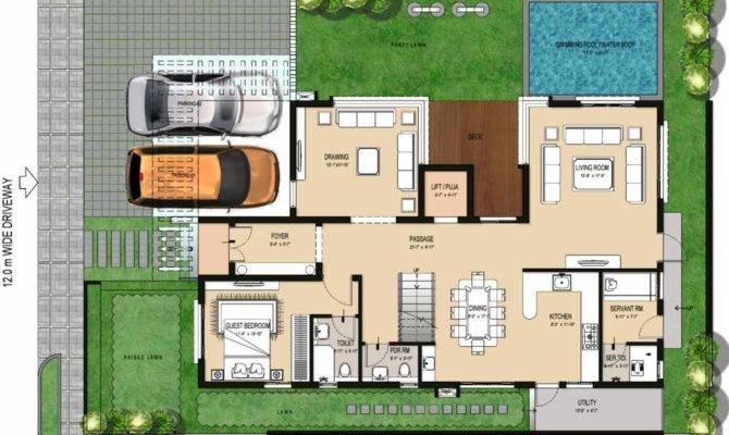 Villa Istanafloor Plans Istana