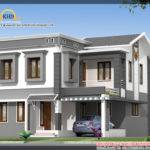 Villa Plan Kerala Home Design Floor Plans