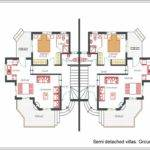 Villa Plan Modern Floor Plans