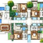 Villas Floor Plans Resorts Joy Studio Design