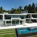 Villas Modern Multi Million Mansion Sunset Strip California