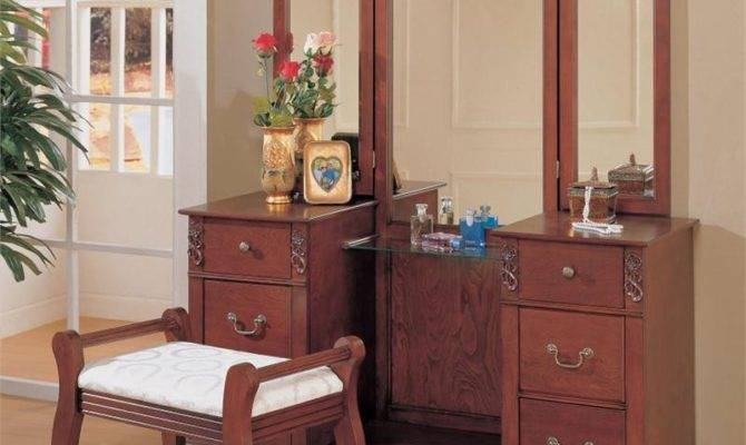 Vintage Bedroom Vanity Vanities Design Ideas