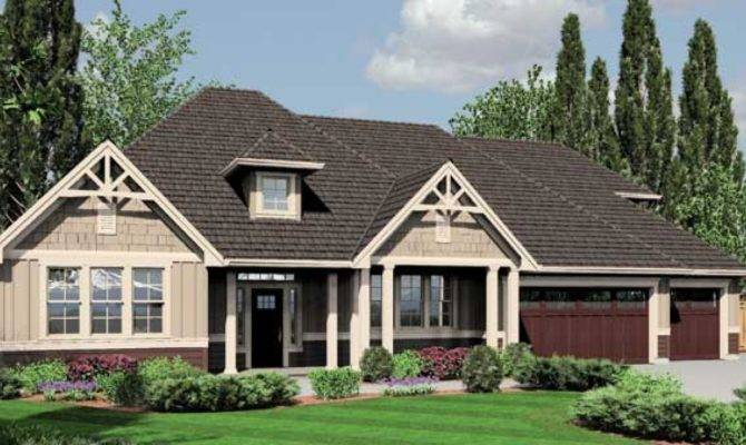 Vintage Craftsman House Plans Plan