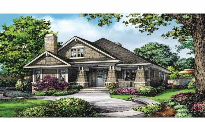 Vintage Craftsman House Plans Style