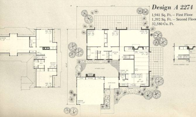 Vintage House Plans Homes Tudor Style