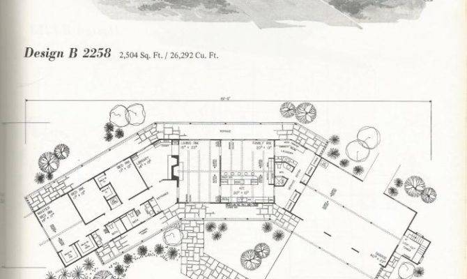 Vintage Ranch Style House Plans