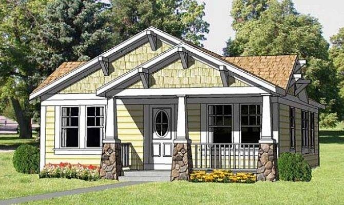 Vintage Style Small Bungalow House Plans Home Decoration