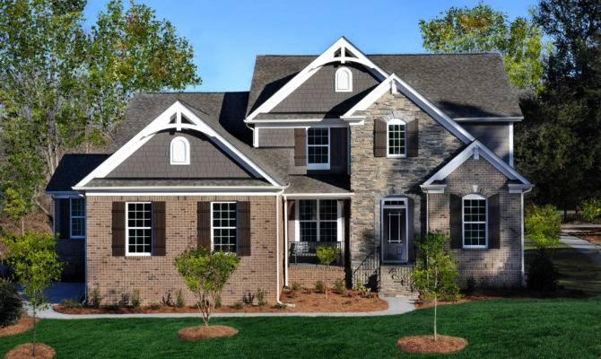 Visit Drees Homes New Decorated Model Home Corbin