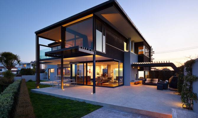 Visual Feast Sleek Home Design