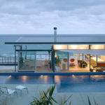 Voguish Modern Beach House Designs Home Design