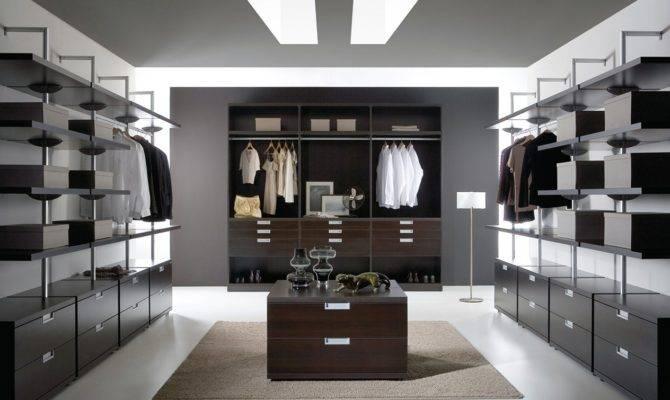 Walk Closet Design Small Larger Areas