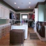 Walk Closet Dream Closets House Laundry Rooms