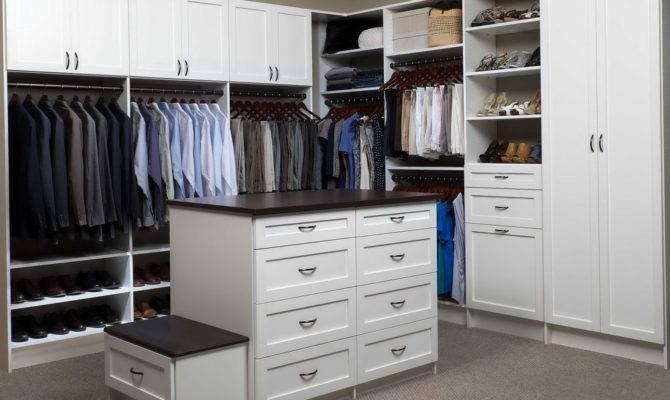 Walk Closet Island Kit Home Design Ideas
