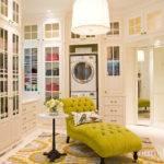 Walk Closet Laundry Room Design Decor Photos Ideas