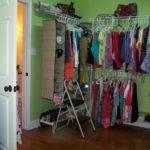 Walk Closet Laundry Room List Pinterest