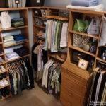Walk Closet Shoe Storage