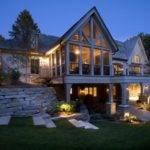 Walk Out Basement Deck Home Design Ideas