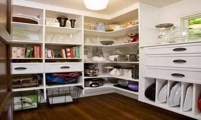 Walk Pantry Designs Home Interior Design