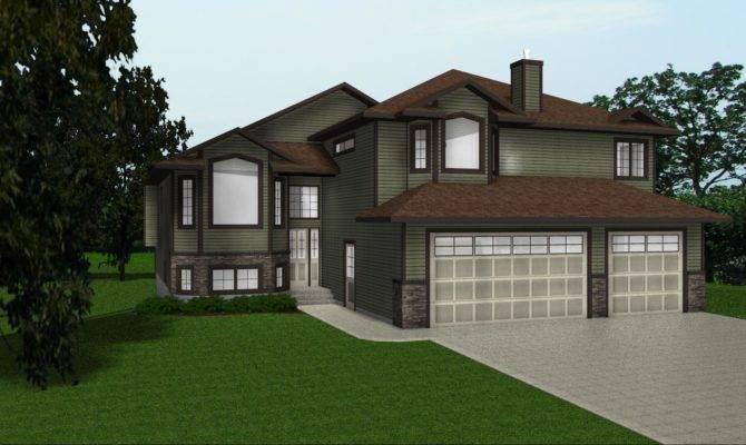 Walkout Basements Designs Bungalow House Plans