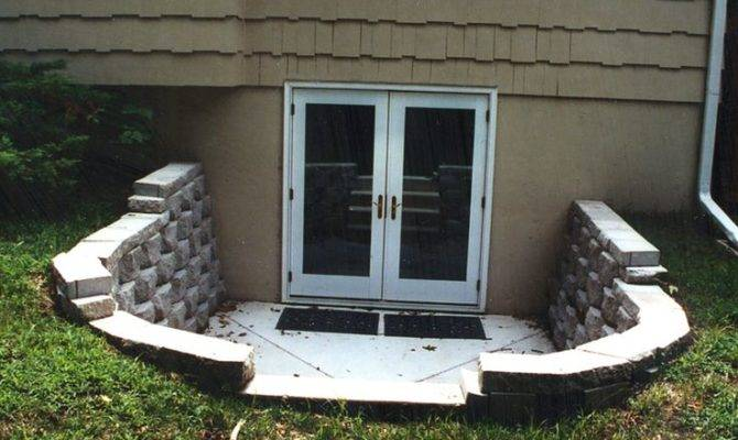 Walkout Possible Storm Shelter Home Pinterest