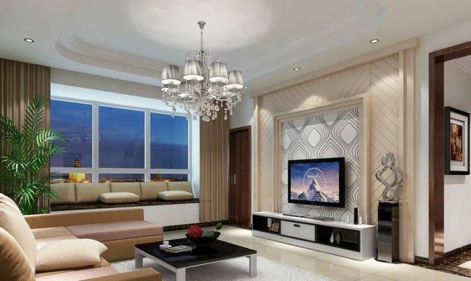Wall Design Ideas Living Room Marceladick