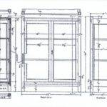 Wardrobe Closet Blueprints