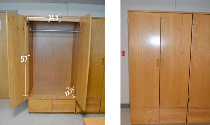 Wardrobe Closet Building Plans