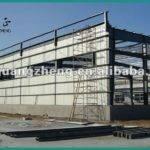 Warehouse Design Steel Structure Workshop Multi Storey