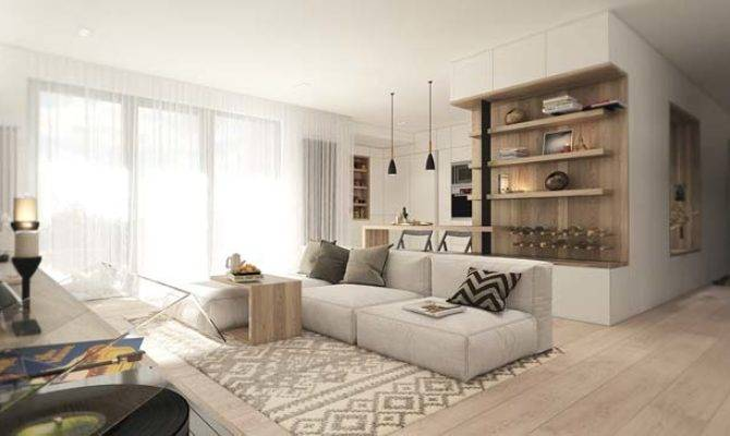 Warm Cozy Apartment Design Noi Studio