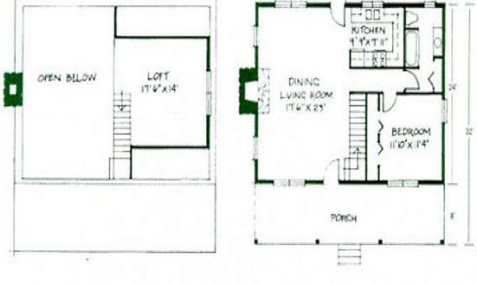 Warmth True Comfort Modern Cabin House Plans