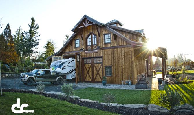 Washington Custom Home Builders Building