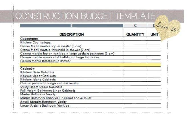 Water Budget Administrative Office Option Worksheet Residential